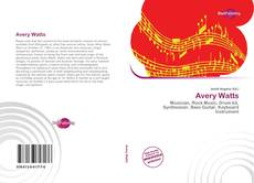 Bookcover of Avery Watts