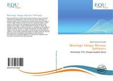 Montage Image Mosaic Software的封面