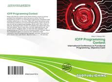 Portada del libro de ICFP Programming Contest