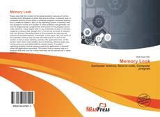 Bookcover of Memory Leak