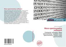 Bookcover of Mass-spectrometry software