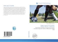 Portada del libro de John Jairo Castillo