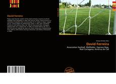 Bookcover of David Ferreira