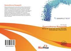 Обложка Gymnothorax Rueppellii