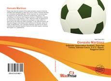 Bookcover of Gonzalo Martínez