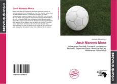 Bookcover of José Moreno Mora