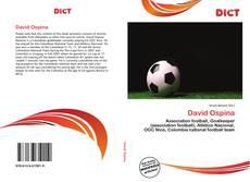 David Ospina kitap kapağı