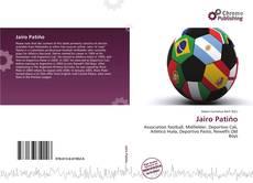 Jairo Patiño kitap kapağı