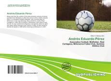 Portada del libro de Andrés Eduardo Pérez