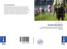 Bookcover of Carlos Quintero