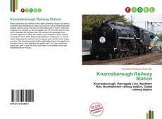 Buchcover von Knaresborough Railway Station
