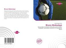Bookcover of Bruce Abdoulaye
