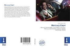 Bookcover of Mercury Capri