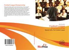 Football League Championship kitap kapağı