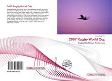 Bookcover of 2007 Rugby World Cup