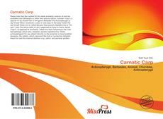 Обложка Carnatic Carp
