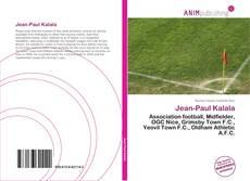 Bookcover of Jean-Paul Kalala