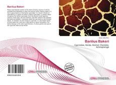 Borítókép a  Barilius Bakeri - hoz