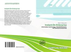 Bookcover of Instant-On Enterprise