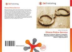Ghana Police Service的封面