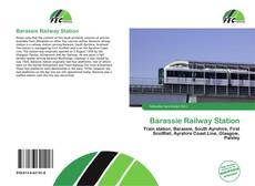 Bookcover of Barassie Railway Station