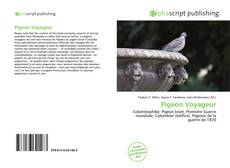 Bookcover of Pigeon Voyageur