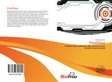 Capa do livro de FirstClass