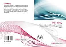 Capa do livro de Dick Kelley