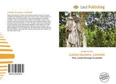 Bookcover of Jubilee Gardens, Lambeth