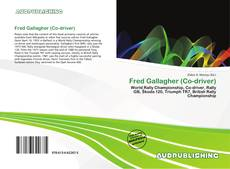 Bookcover of Fred Gallagher (Co-driver)