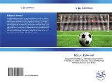 Capa do livro de Edson Edward