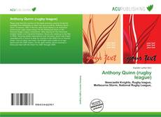 Bookcover of Anthony Quinn (rugby league)