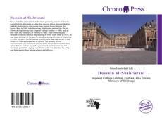 Bookcover of Hussain al-Shahristani