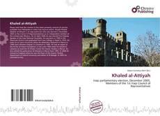 Capa do livro de Khaled al-Attiyah