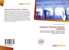 Borítókép a  Clapham Railway Station, Adelaide - hoz