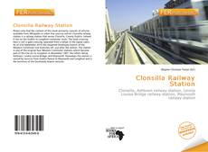 Bookcover of Clonsilla Railway Station
