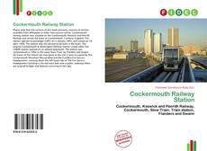 Обложка Cockermouth Railway Station