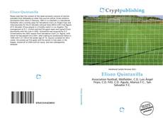 Bookcover of Eliseo Quintanilla