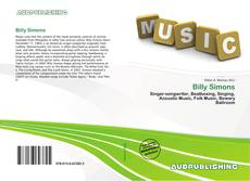 Bookcover of Billy Simons