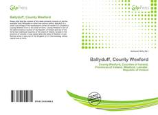 Bookcover of Ballyduff, County Wexford