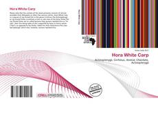 Bookcover of Hora White Carp