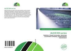 Portada del libro de ALCO HH series