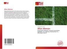 Capa do livro de Allan Alemán