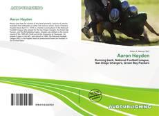 Capa do livro de Aaron Hayden