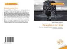 Borítókép a  Bologhine ibn Ziri - hoz