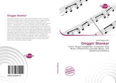 Bookcover of Gingger Shankar