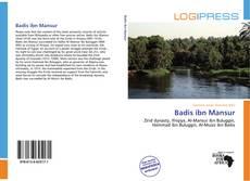 Badis ibn Mansur kitap kapağı