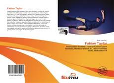 Capa do livro de Fabian Taylor