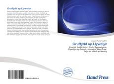 Bookcover of Gruffydd ap Llywelyn