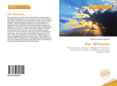 Bookcover of Ifor Williams